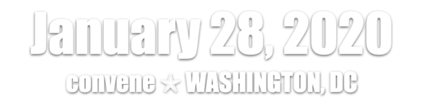 January 28, 2020 Convene Washington DC